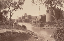 Gulbarga Fort.